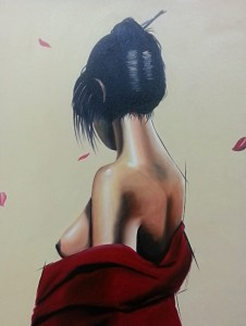 Naka Tattoo Painting