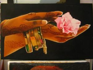 Naka Tattoo Painting